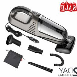 Car Vacuums Vacuum Cleaner, 5000PA High Power Stronger Sucti