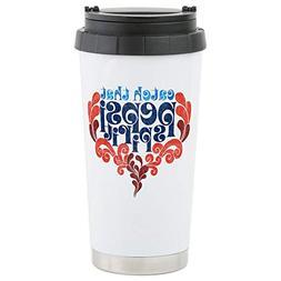 catch pepsi stainless steel mug