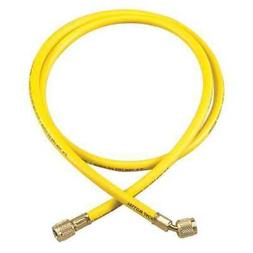 Charging/Vacuum Hose,60 In,Yellow YELLOW JACKET 21060