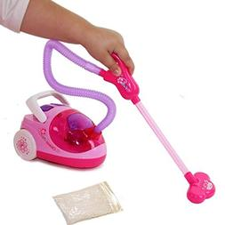 Dazzling Toys Toy Vacuum Cleaner - Pretend Play Housekeeping