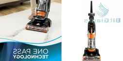 Bissell Cleanview Upright Bagless Vacuum Cleaner, Orange, 18