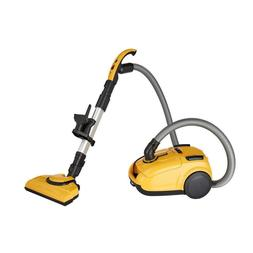 Compact Heavy Duty Carpet Pro Canister Vacuum With Power Noz