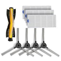 Consumable Accessories Parts Kit for Dibea D960 Robot Vacuum