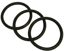 Hoover Convertible Upright Vacuum Belts, 3Pk, H-49258 OEM Be