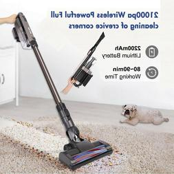Cordless Lightweight Electric Stick Vacuum Cleaner Bagless B