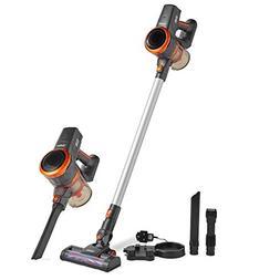 VonHaus Cordless 2 in 1 Stick Handheld Vacuum Cleaner with P