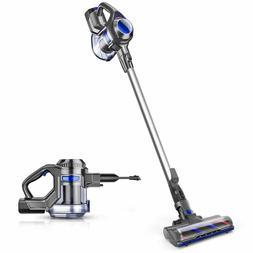 MOOSOO XL-618 Cordless Vacuum 10Kpa 4 in 1 Stick Vacuum Clea