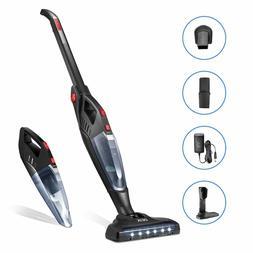 DEIK Cordless Vacuum Cleaner, Rechargeable Stick Lightweight