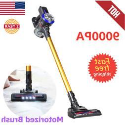 Dibea D18 2-In-1 Cordless Upright Handheld Vacuum Cleaner 90