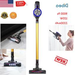 Dibea D18 2-in-1 Handheld Vacuum Cleaner Cordless Stick Vacu