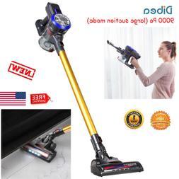 Dibea D18 2-in-1 Vacuum Cleaner Lightweight Cordless Handhel