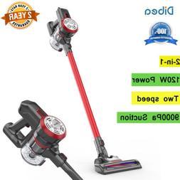 Dibea D18 2-in1 Lightweight Cordless Handheld Stick Vacuum C
