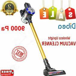 Dibea D18 2in1 9000Pa Recharge Cordless Handheld Stick Vacuu