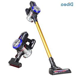 Dibea D18 Stick Vacuum Cleaner Cordless Handheld Two Speed C