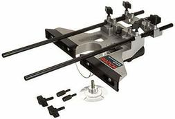 Bosch Deluxe Router Edge Guide With Dust Extraction Hood & V