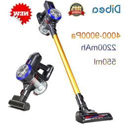 Dibea D18 Cordless Handheld Stick Car Vacuum Cleaner 9000Pa