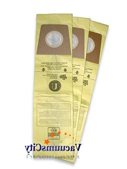 Dirt Devil Upright Allergen Filtration Type U Bags 3 Pk Genu