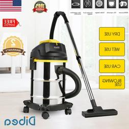 Dibea DU100 Wet/Dry Vacuum Cleaner 15L Floor Car Sofa Cleani