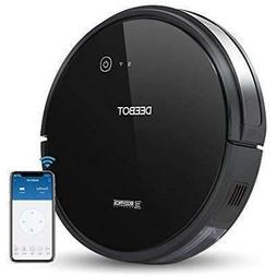 - ECOVACS DEEBOT 601 Robot Vacuum Cleaner S-Shaped Systemati