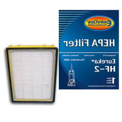 Eureka HF2 Hepa Pleated Filter HF-2 Eureka Upright Ultra Sm
