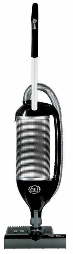 Sebo Felix 1 Premium Upright Vacuum Cleaner*Onyx/Black* NEW