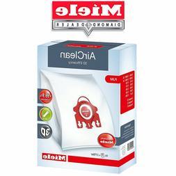 Genuine MIELE FJM Type Hyclean Vacuum Cleaner Dust Bags 9153490