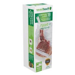 FoodSaver FSFSBF0516-000 Food Wrap Roll - 8 Width x 20ft Len