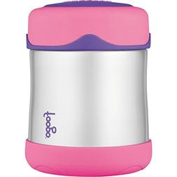 Foogo Leak-Proof Food Jar - 10 oz - Pink