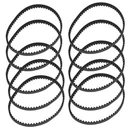 4YourHome 10-Pack Geared Drive Belt Designed to Fit Hoover W