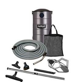 VacuMaid GV50PRO Wall Mounted Garage and Car Vacuum with 50