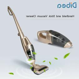 Dibea Handheld 2-in-1 Cordless Vacuum Cleaner Floors Carpet