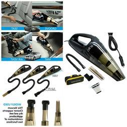 Handheld Car Vacuum Cleaner Wet Dry High Power 120W Vacuums