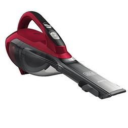 BLACK+DECKER HLVA320J26 Lithium Hand Vacuum 2.0Ah, Chili Red