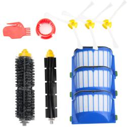 iRobot Roomba Parts Vacuum Side Brush Filter Kit For 600 630