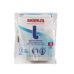 Eureka Style J Vacuum Bags Microfiltration with Closure - 3