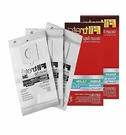 Kenmore C  & Panasonic C-5 Micro Allergen Bag, 3M Filtrete 6