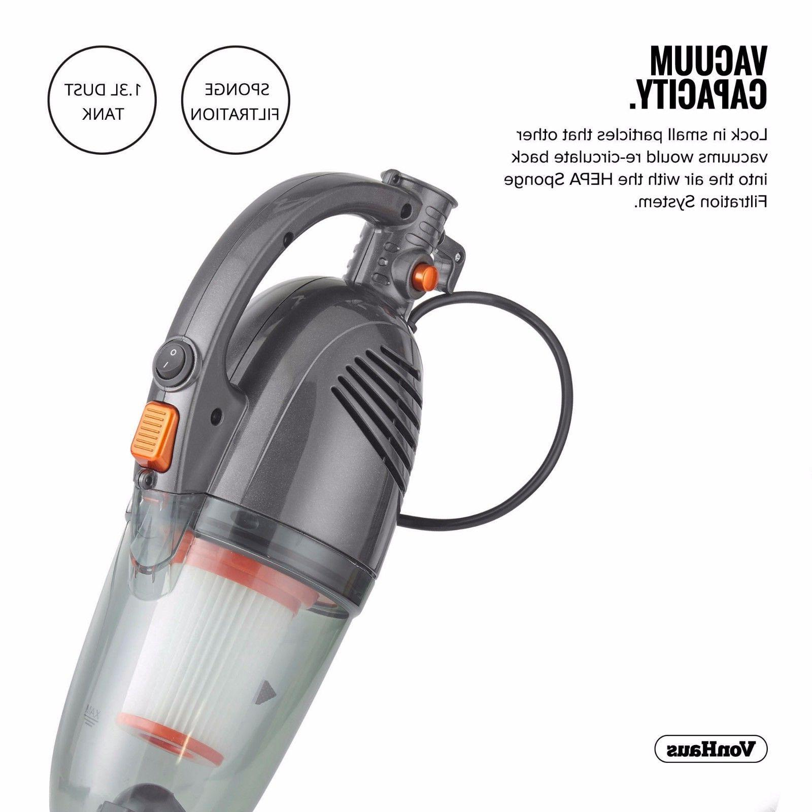 VonHaus in Corded Handheld Cleaner Lightweight