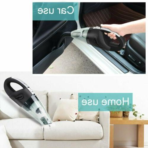 120W Dry Vacuum Handheld Rechargeable Home Pet Hair