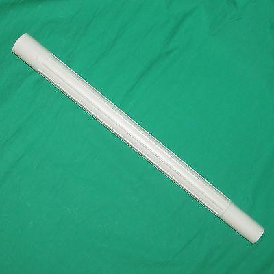 19 white plastic vacuum wand tube fit