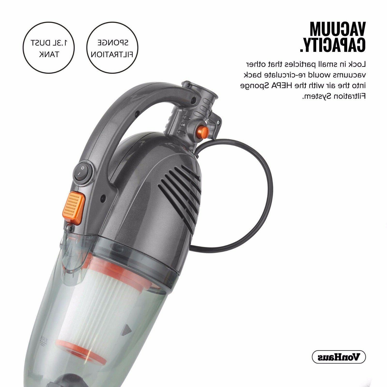 VonHaus in Corded Handheld Cleaner Lightweight