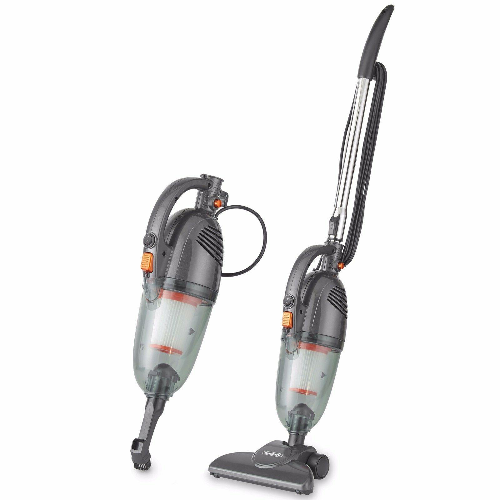 1 corded bagless lightweight upright