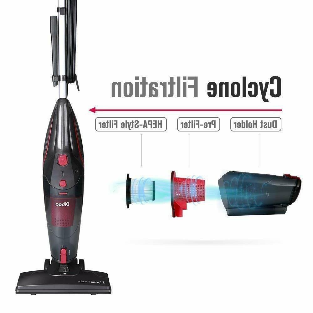 Dibea Stick Handheld Vacuum Cleaner Strong