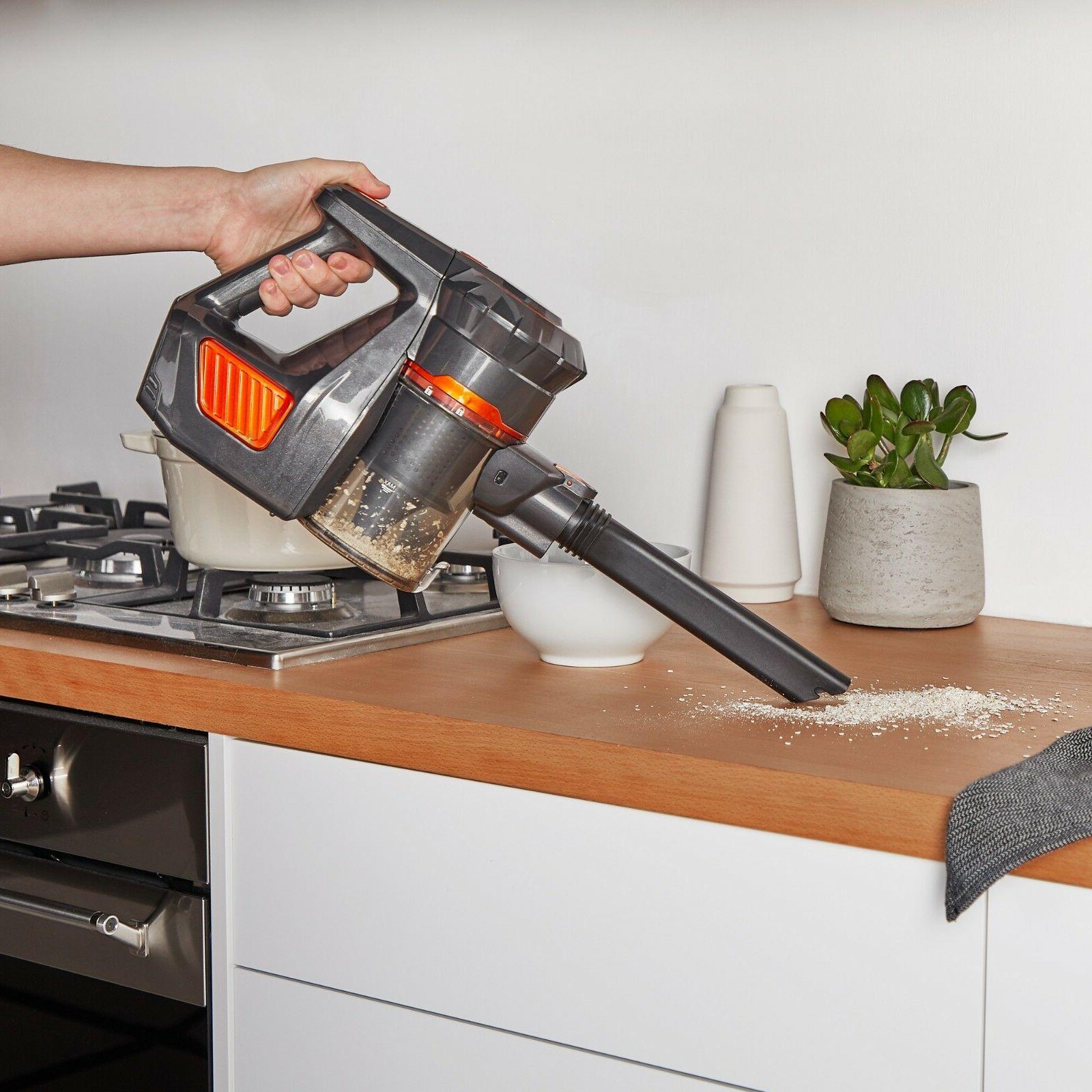 VonHaus Stick Vacuum HEPA