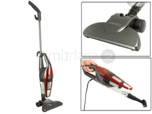 2 in 1 hand held upright bagless