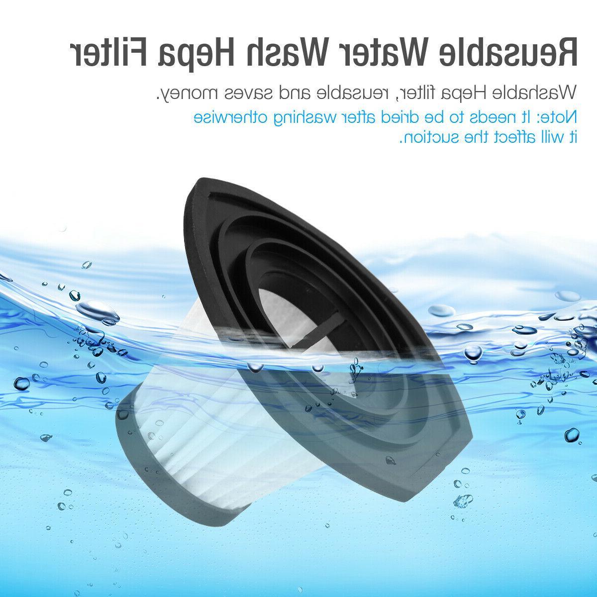 2020 Cleaner Wet/Dry HEPA Handheld