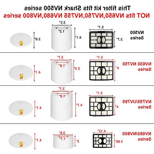 Colorfullife NV501, NV503, NV510, Xff500 Xhf500