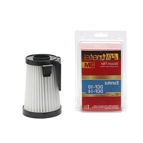 3M Filtrete Eureka DCF-10 & DCF-14 Allergen Vacuum Filter