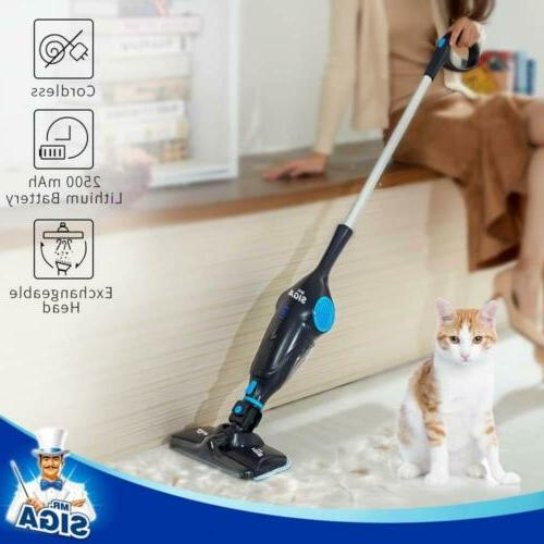 3in1 Cordless Lightweight Cleaner for