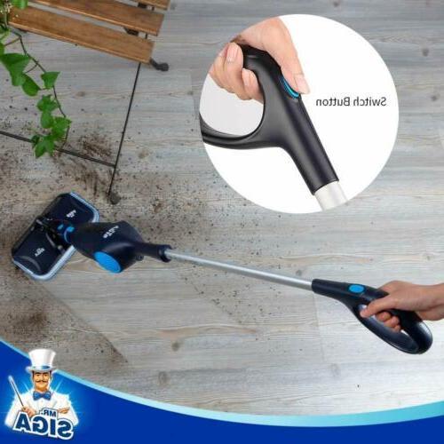 3in1 Vacuum Cleaner Mop Floors, Rechargeable