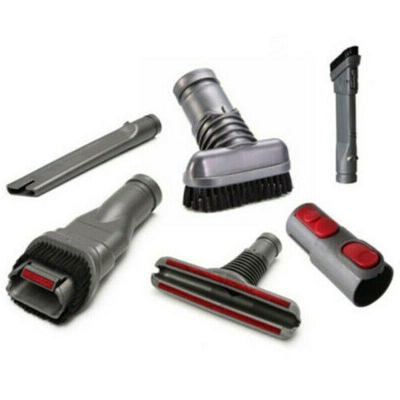 6Pcs For Dyson V7 V8 V10 Cleaner Brush Kit